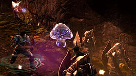 Dungeon Siege 3 screen shot 1