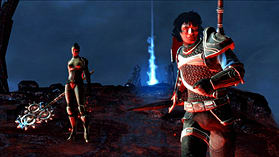 Dungeon Siege 3 screen shot 2