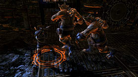 Dungeon Siege 3 screen shot 3