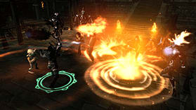 Dungeon Siege 3 screen shot 5