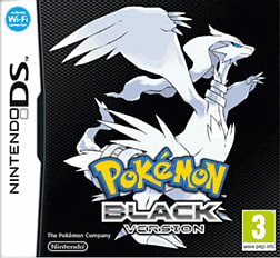Pokemon Black Version DSi and DS Lite