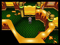 Pokemon Black Version screen shot 2