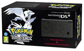 Pokemon Black DSI Console DSi and DS Lite