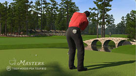 Tiger Woods PGA Tour 12: The Masters screen shot 8