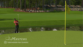 Tiger Woods PGA Tour 12: The Masters screen shot 3