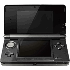 Nintendo 3DS Cosmos Black 3DS - Cosmos Black 