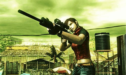 Resident Evil: The Mercenaries 3D on Nintendo 3DS