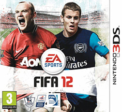 FIFA 12 3DS Cover Art