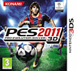 Pro Evolution Soccer 3D 3DS