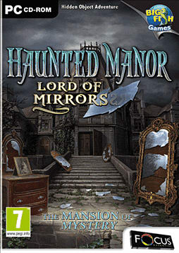 Haunted Manor: Lord of Mirrors PC Games Cover Art