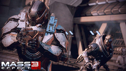 New combat mechanics and a more cohesive story in Mass Effect 3