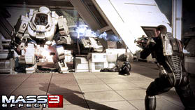 Mass Effect 3 screen shot 1