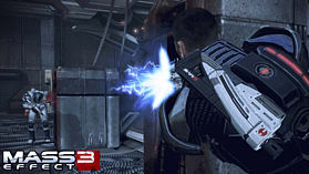 Mass Effect 3 screen shot 2