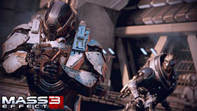 Mass Effect 3 screen shot 3