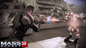 Mass Effect 3 screen shot 4