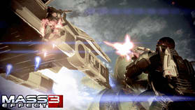 Mass Effect 3 screen shot 8