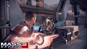 Mass Effect 3 screen shot 9