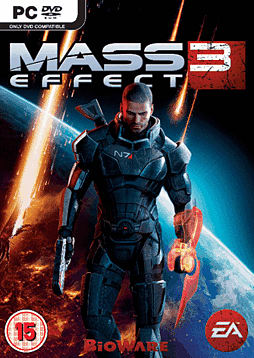 Mass Effect 3 PC Games Cover Art