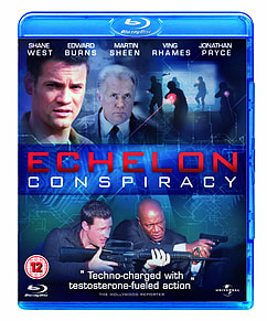 Echelon Conspiracy Blu-ray