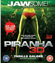 Piranha 3D Blu-ray
