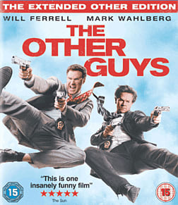 The Other Guys Blu-ray