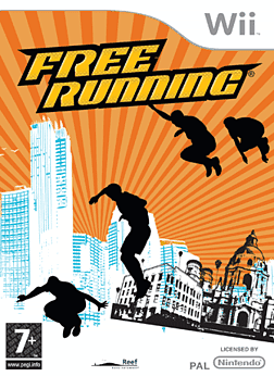 Free Running Wii Cover Art