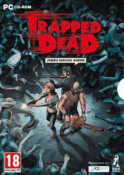 Trapped Dead PC Games Cover Art