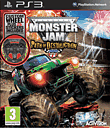 Monster Jam: Path of Destruction with Steering Wheel PS3