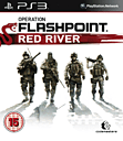 Operation Flashpoint Red River PlayStation 3