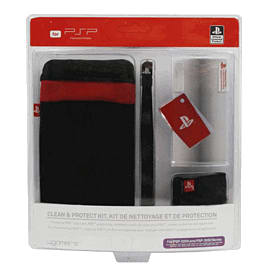 Clean and Protect Kit for PSP PSP