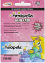 Neopets Game Card - 5 Gifts