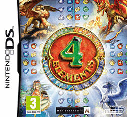 4 Elements NDS Cover Art