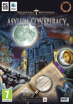 Asylum Conspiracy PC Cover Art