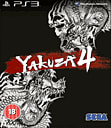 Yakuza 4 Steelbook Edition PlayStation 3