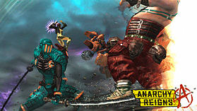 Anarchy Reigns screen shot 10