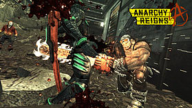 Anarchy Reigns screen shot 1
