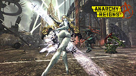 Anarchy Reigns screen shot 12