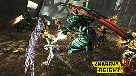Anarchy Reigns screen shot 3