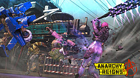 Anarchy Reigns screen shot 16