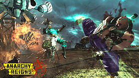 Anarchy Reigns screen shot 17