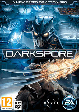 Darkspore PC Cover Art