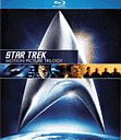 Star Trek Trilogy Blu-Ray
