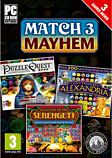 Match 3 Mayhem Pc Games