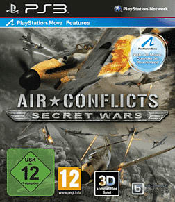 Air Conflicts: Secret Wars PlayStation 3
