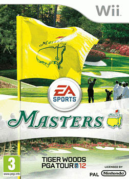 Tiger Woods PGA Tour 2012: The Masters Wii