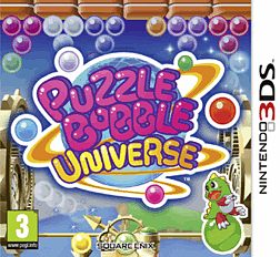 Puzzle Bobble Universe 3DS Cover Art