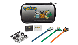 Pokemon Starter Character Case Accessories