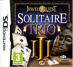 Jewel Quest Solitaire Trio DSi and DS Lite