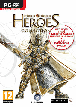 Heroes of Might and Magic Collection PC Games Cover Art