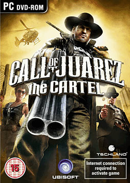 Call of Juarez: The Cartel PC Games Cover Art